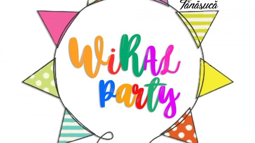 Dosarele de activități WiRAL Party ajută la dezvoltarea copiilor pe mai multe planuri