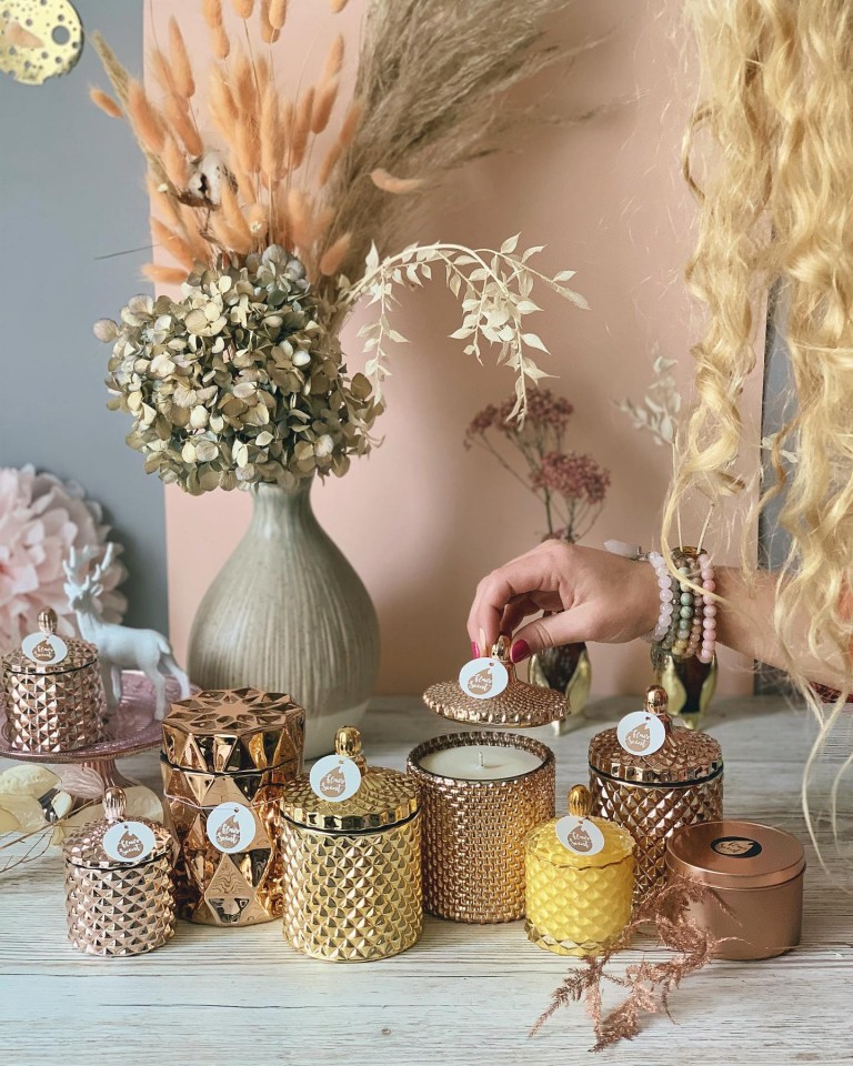 Sursa foto: Lumânări parfumate FlairScent